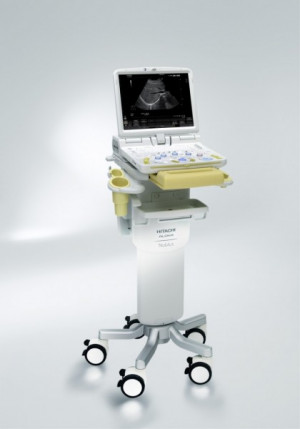 Ultrasound system (Hitachi)